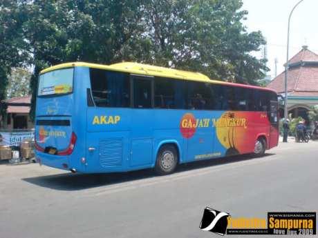 bis bus gajah mungkur